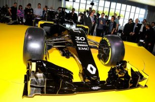 Renault Sport F1 car 2016 ©Sutton Motorsport Images